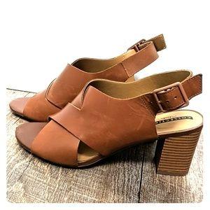 Clark's Deva Janie Slingback Sandals, size 9